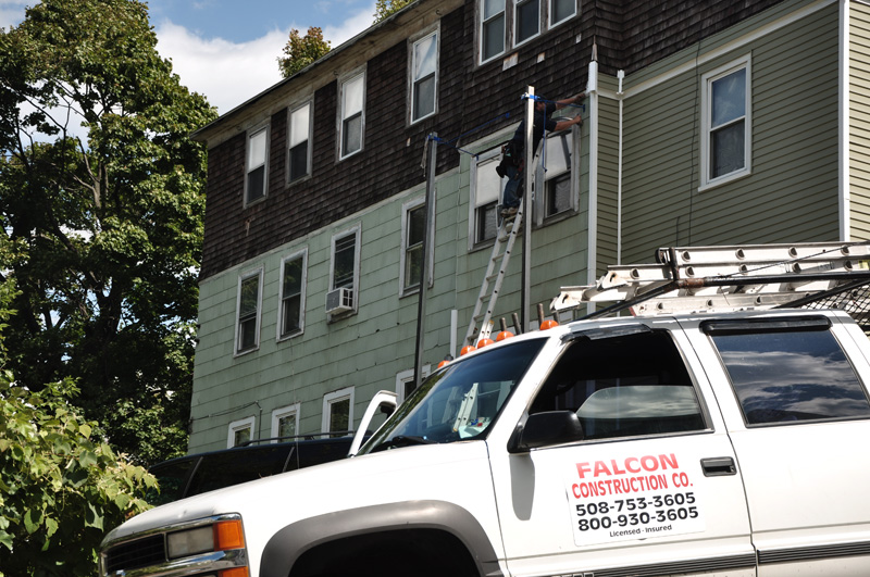 Home Roofing Contractors Massachusetts Roofing